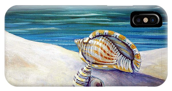 Gulf Shores And Shells II IPhone Case