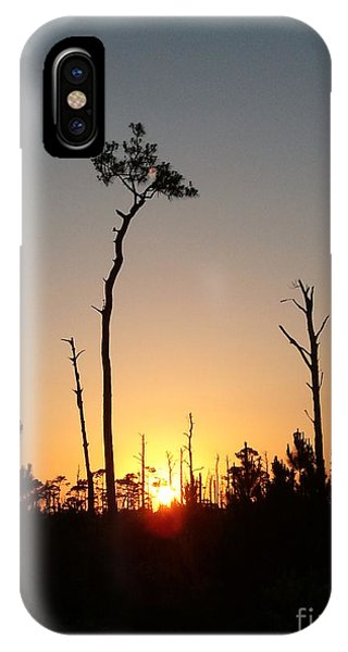 Gulf Shores Sunset IPhone Case