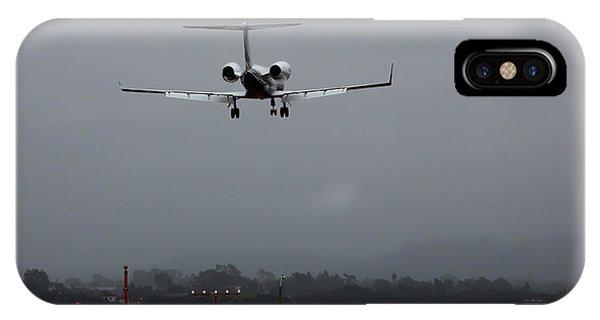 Gulfstream Approach IPhone Case