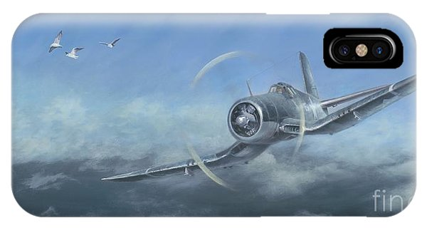 Gull Wings IPhone Case