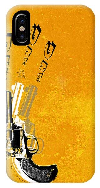 Weapons iPhone Case - Gun 16 by Mark Ashkenazi