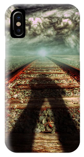 Gunslinger IPhone Case