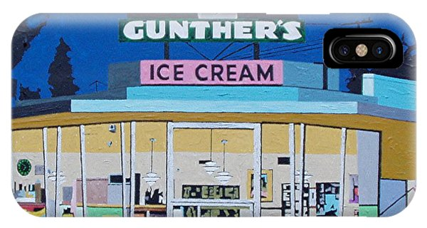 iPhone Case - Gunthers Number 4 by Paul Guyer