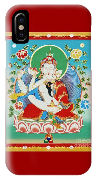 Guru Rinpoche Yab Yum IPhone Case