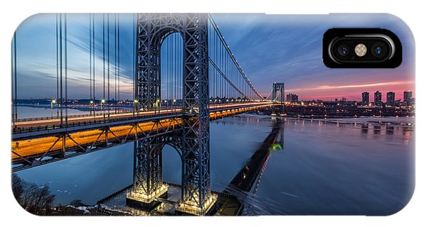 Gwb Sunrise IPhone Case