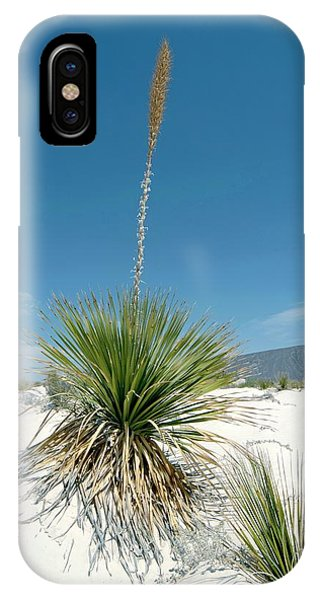 Gypsum Dunes Phone Case by Daniel Sambraus/science Photo Library