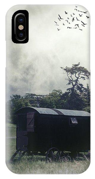 Caravan iPhone Case - Gypsy Caravan by Joana Kruse