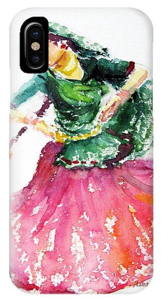 Gypsy Dancer IPhone Case