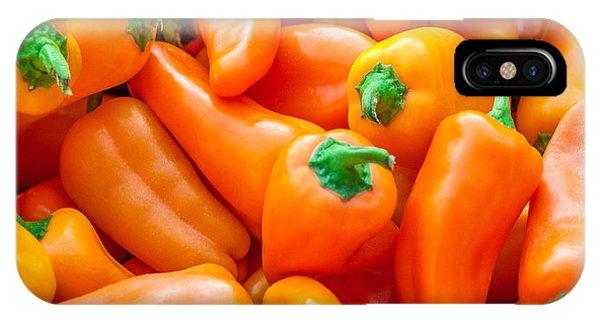 Cultivar iPhone Case - Habanero Heaven by Todd Klassy