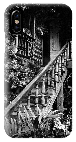 Hacienda Stairway IPhone Case
