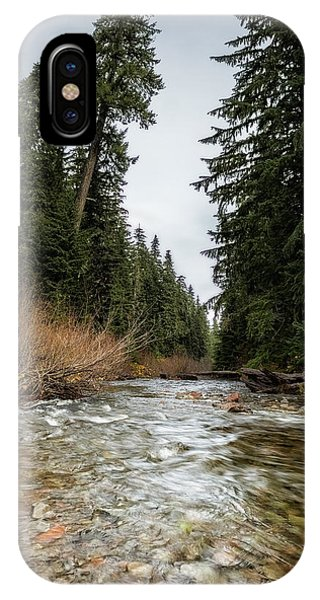 Hackleman Creek  IPhone Case