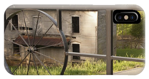 Hackney Mill IPhone Case
