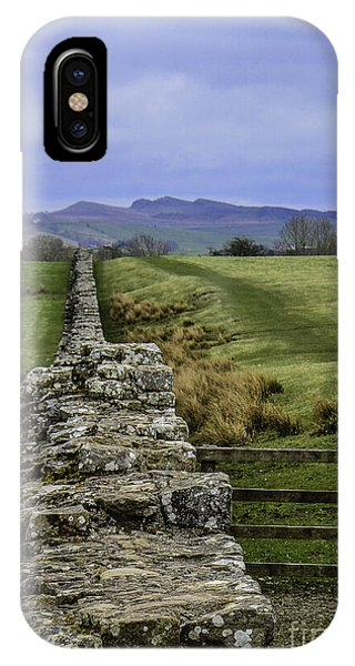 Hadrian's Wall IPhone Case