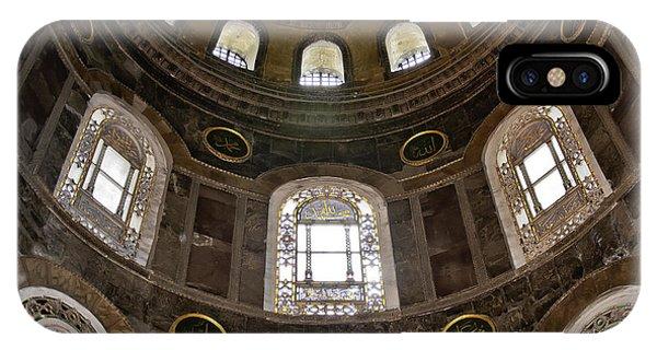 Hagia Sofia Interior 06 IPhone Case