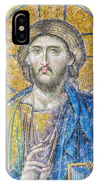 Hagia Sofia Jesus Mosaic IPhone Case