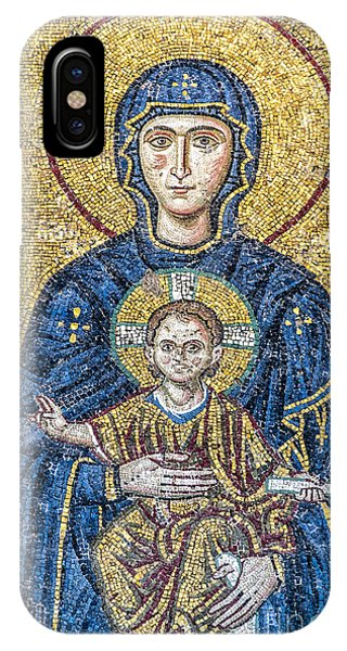 Hagia Sofia Mosaic 05 IPhone Case