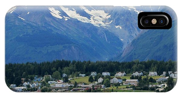Haines Alaska IPhone Case