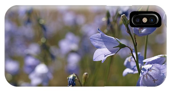 Harebells IPhone Case