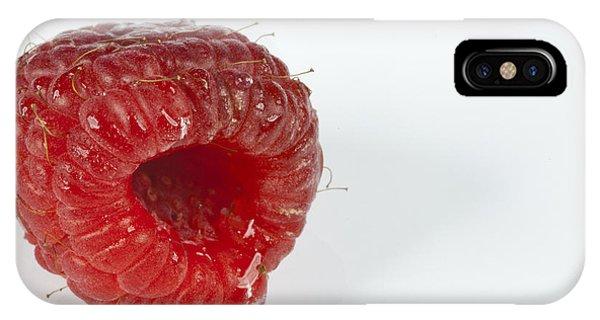 Hairy Raspberry IPhone Case