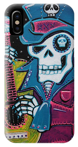 Voodoo iPhone Case - Haiti's Day Of The Dead by Laura Barbosa
