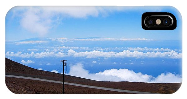 Haleakala's Heaven IPhone Case