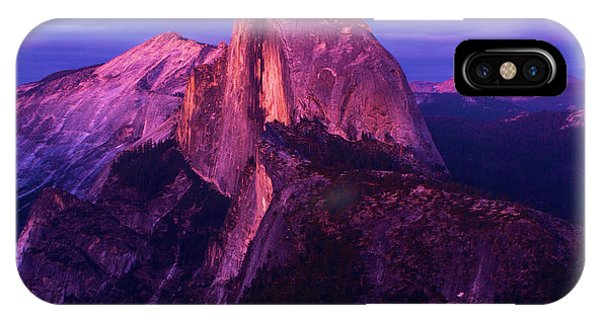 Half Dome Glow IPhone Case