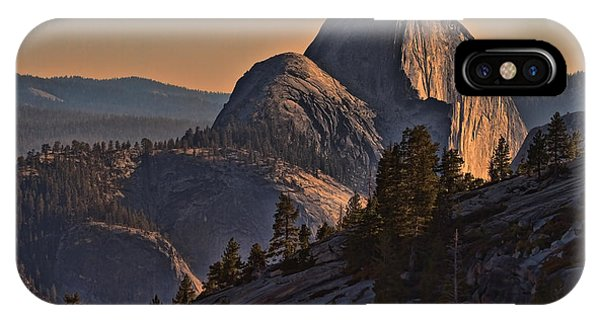 Half Dome IPhone Case