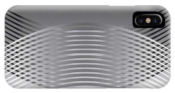 Hallenwave IPhone Case