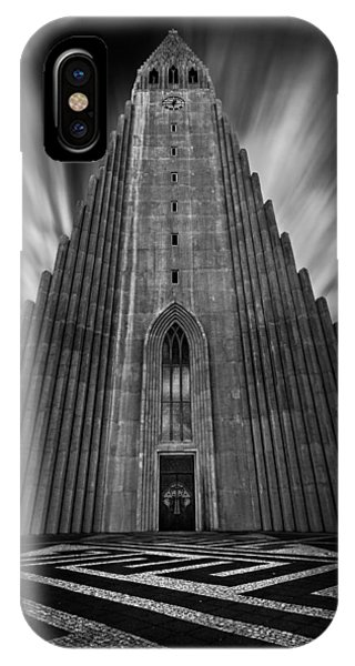 Hallgrimskirkja IPhone Case
