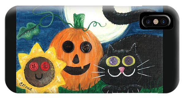 Halloween Fun IPhone Case