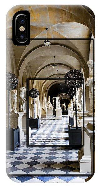 Halls Of Versailles Paris IPhone Case