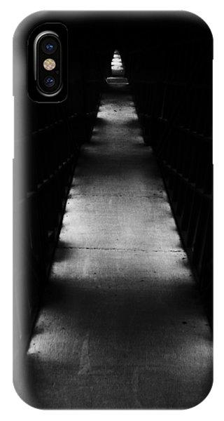 Hallway To Nowhere IPhone Case