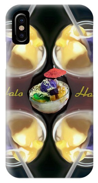 Halo Halo Desert IPhone Case