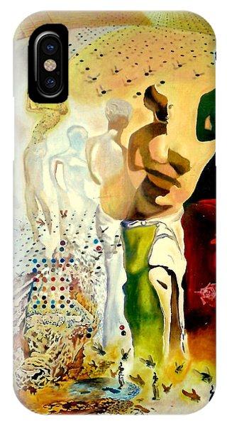 Halucinogenic Toreador By Salvador Dali IPhone Case