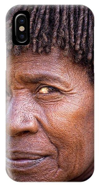Hamar Tribe IPhone Case