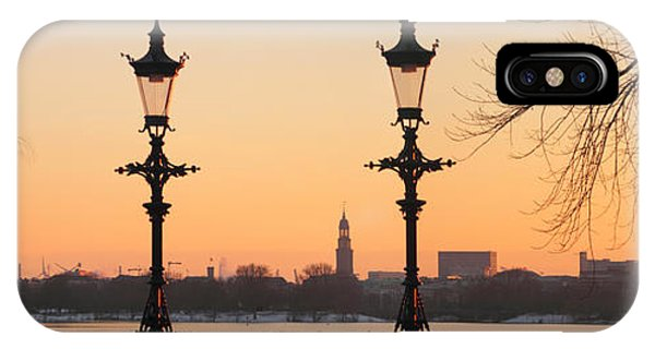 Hamburg Romance IPhone Case