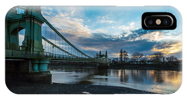 Hammersmith Bridge IPhone Case