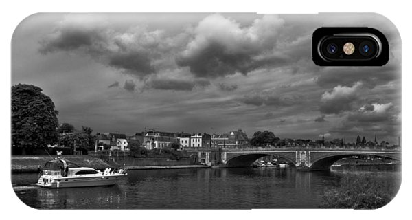 Hampton Bridge IPhone Case