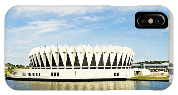 Hampton Coliseum IPhone Case