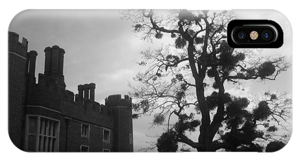 Hampton Court Tree IPhone Case