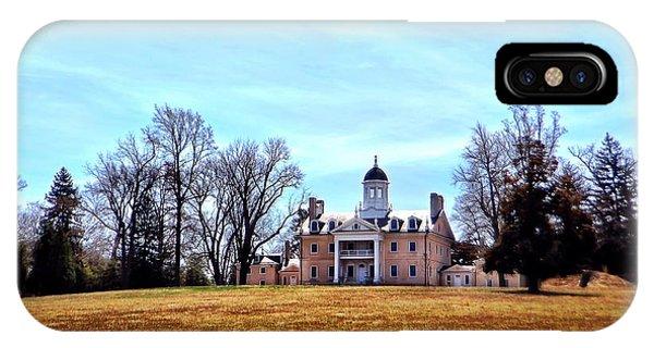 Hampton Mansion IPhone Case