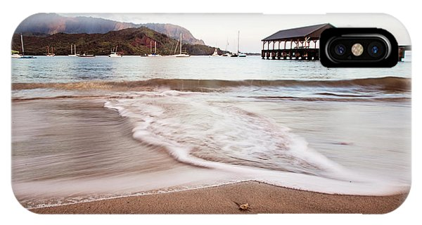 Hanalei Dawn - Kauai, Hawaii IPhone Case