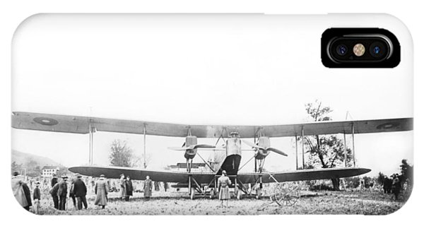 Handley Page Type O Bomber Phone Case by Library Of Congress