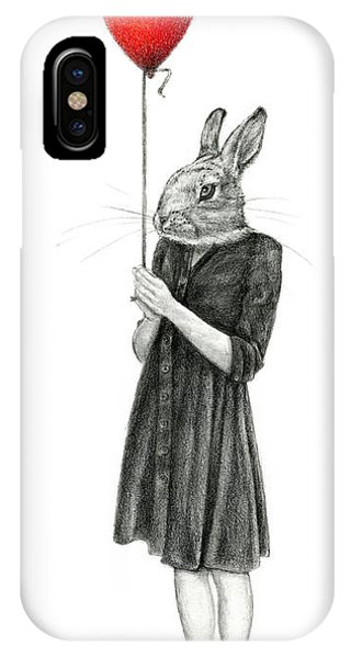 Hangin' On IPhone Case