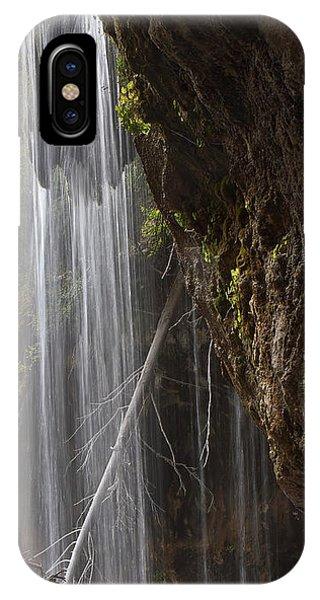 Hanging Lake Falls IPhone Case