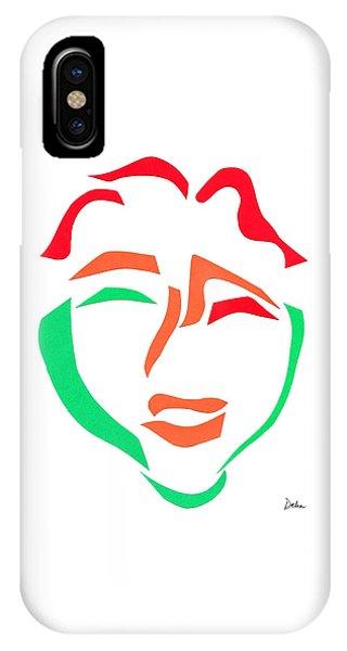 Happy Face IPhone Case