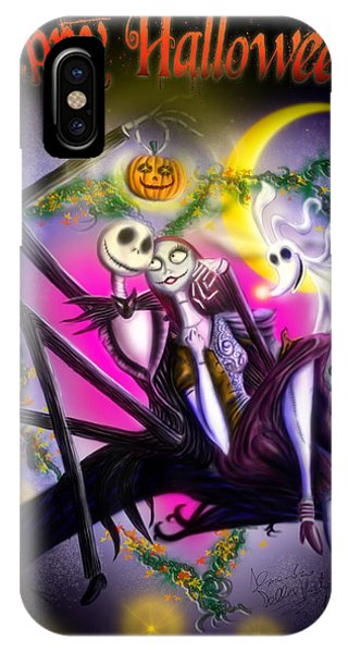 Happy Halloween II IPhone Case