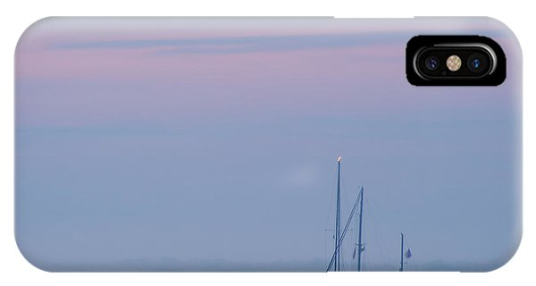 Harbor Before Dawn IPhone Case