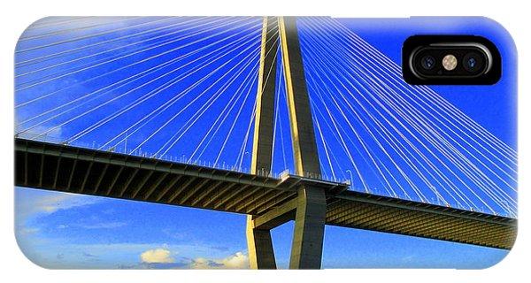 Harbor Bridge 3 IPhone Case