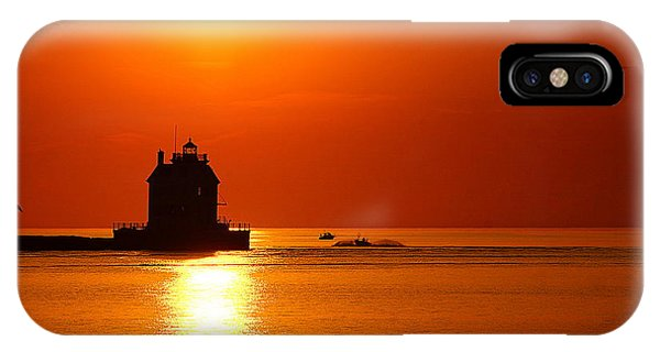 Harbor Cruise Phone Case by Robert Bodnar